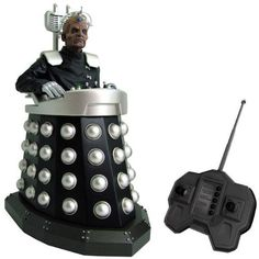 Doctor Who Davros Dalek Remote Control - Take Me to your Time Lord http://www.coolgizmotoys.com/2015/06/doctor-who-gifts-tardis-dalek-adipose.html