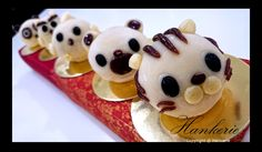 Hankerie mooncake series - Designer Animal Mooncake, out of tradition, more kids friendly dessert. See the story here>  http://www.hankerie.com/2014/09/hankerie-designer-animal-mooncake.html