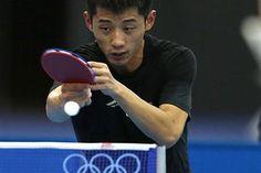 China's Zhang Jike (Reuters)
