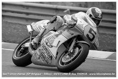 Niall MACKENZIE (GB) - Spa-Francorchamps (Belgian GP 500cc) - 3rd July 1988