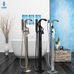 Massage Jets Torneira Bath Mixing Valve Shower Faucet Tub Filler Mixer Tap System Back To Search Resultshome Improvement Ulgksd Shower Panels Digital Display