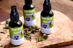 How to Make Self Heal Serum