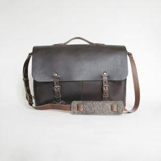 Ah, the original school boy bookbag....