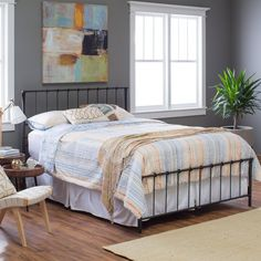Belham Living Harper Bed - B41H14