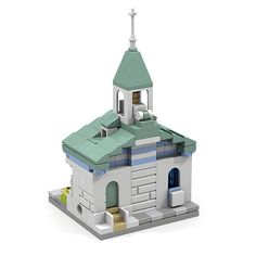 little church-2 | LEGO 7 | Flickr