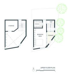 Gallery of House at Matsubara / Atelier HAKO Architects - 21
