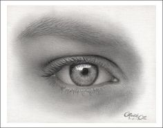 .Eyes are the soul, character, and everything else, I always focus on them in my drawings to create the likeness of the subject.