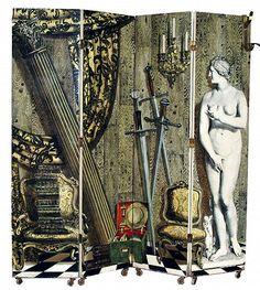 Piero Fornasetti : la Folie pratique - du 11 mars au 14 juin 2015