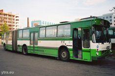 Tallinna Linnatranspordi AS (end. Tallinna Autobussikoondise AS) - 1014   014TAK   Volvo B10MA-55 Wiima N201 (1983) - ytra.eu bussi- ja reisilaevagalerii
