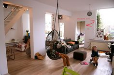 Dream playroom for the kids