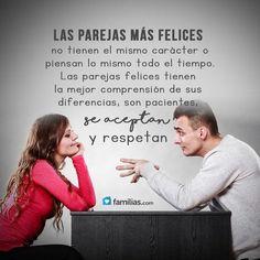 #parejas#felices#comprensión#paciencia#respeto#cuidar#amor#carño