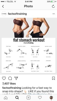 How to Get 6 Pack Abs Workout Workout For Flat Stomach, 6 Pack Abs Workout, Body Workout At Home, Month Workout, Fitness Workout For Women, Belly Fat Workout, Cardio Workout At Home, At Home Workouts, 15 Minute Workout