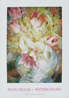 Jean Crane - Watercolors