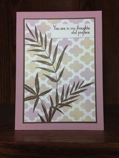 Breezy (Penny Black), Heidi Swapp stencil, by beesmom - Cards and Paper Crafts at Splitcoaststampers