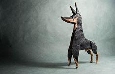 Les incroyables origami de Gonzalo Garcia Calvo  2Tout2Rien