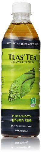 Ito En Iced Tea, Green Pure, 16.9 Fl Oz - http://teacoffeestore.com/ito-en-iced-tea-green-pure-16-9-fl-oz/