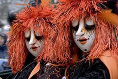 I want to go back to Switzerland someday to celebrate another Fasnacht