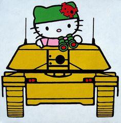 tank kitty