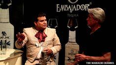 Entrevista | DANIEL ROSALES | de Mariachi Nuevo Tecalitlan con JONATHAN ...