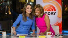 Hoda Kotb Joins Savannah Guthrie as Co-Anchor of NBC News' TODAY