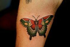 tatuagens de borboletas tinta na pele 80