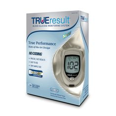 TRUEResult Blood Glucose Starter Kit --- Health Monitors New Releases 24  Hour Deals Buy Five Star Products With Up To Discount