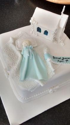 Christening cake Christening, Cakes, Children, Desserts, Young Children, Tailgate Desserts, Boys, Deserts, Cake Makers