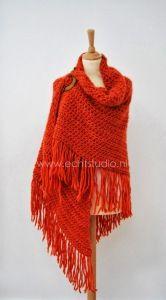 Wirklich Studio Blog Kostenlose Muster für einen warmen Schal! - Real Studio Blog