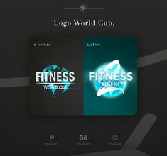 Update logo for FITNESS WORLD CUP 2019 event. « REEVERSE » #logo #creative #creativity #design #graphicdesign #events #fitness #worldcup #reeverse #designers #world #worldmap #map #graphiste #logotype Fitness Logo, Clip, Creativity, Designers, Events, Graphic Design, Logos, Logo, Visual Communication