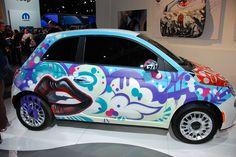 11 Best Fiat 500 Fun Car Wraps Images In 2014 Car Wrap Autos