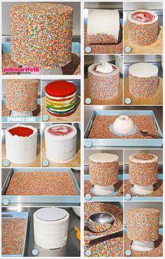 Rengarenk pasta yapımı :) | Mutfak | Pek Marifetli!