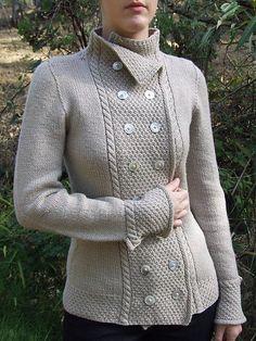 Ravelry: SFAlpacas' Kipper Coat