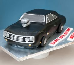 Muscle Car Cakes | Senior Man Playing Checkers With His Dog Stock Photography Picture