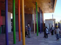 Acceso Colegio Indira Gandhi Indira Gandhi, Park, Pageants, Architects, Parks