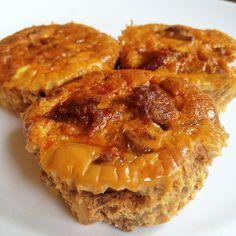Paleo BBQ Beef & Egg Muffins #PaleoPalate