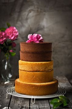 VK is the largest European social network with more than 100 million active users. Sweet Recipes, Cake Recipes, Dessert Recipes, Cake Cookies, Cupcake Cakes, Genoise Cake, Cakes Plus, Baking Basics, Un Cake
