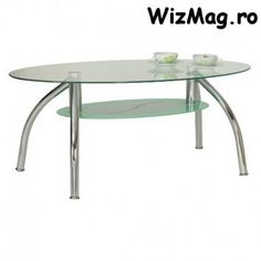 Masa cafea WIZ MC-02 Living, Outdoor Tables, Outdoor Decor, The Wiz, Outdoor Furniture, Coffee, Metal, Design, Home Decor