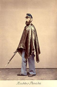 Civil War Uniforms   poncho.jpg (70626 bytes)