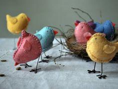 All Easter chicks....