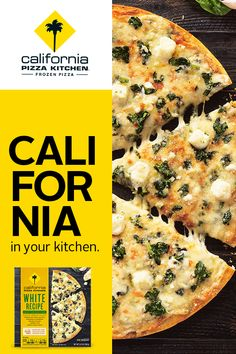 Try something unexpected for Galentine's Day with California Pizza Kitchen's White Recipe Frozen Pizza! With ricotta cheese, creamy garlic sauce, a little garlic on top, and leafy green spinach, our White Recipe Pizza changes the way you think of frozen c Pizza Recipes, Lunch Recipes, Low Carb Recipes, Dinner Recipes, Cooking Recipes, Healthy Recipes, Low Carb Side Dishes, Side Dish Recipes, Low Carb Appetizers