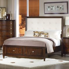 Found it at Wayfair.ca - Abramo Upholstered Platform Bed