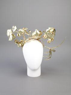 // headband by elisa palomino