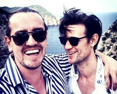 Matt Smith in Ibiza, September 11, 2017
