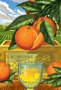 Ron Berg - Orange Crate