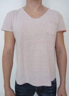 Kaufe meinen Artikel bei #Kleiderkreisel http://www.kleiderkreisel.de/herrenmode/t-shirts/85993242-schickes-t-shirt-gestreift
