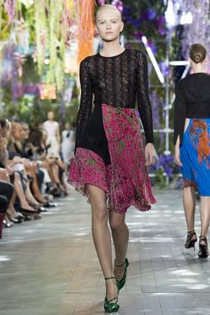 Christian Dior Spring-Summer 2014