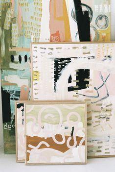 'FIORE' — Ash Holmes Art Light Art, Painting Inspiration, Art Inspo, Artist Workshop, Art For Art Sake, Aesthetic Art, Textile Art, Online Art, Sculpture Art