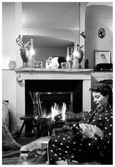 Bettina. Photo Nat Farbman 1952.