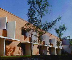 Arq. Ricardo Legorreta -  Hotel Camino Real, av. Adolfo Lopez Mateos at Henry Durant, Zona Pronaf, Cuidad Juarez, Chihuahua, Mexico 1965 (destroyed)