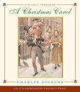 "Jim Dale is one of my favorite narrators. In this audiobook he reads ""A Christmas Carol"" by Charles Dickens. --Sue"